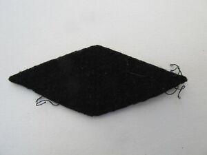 Vintage late 1920's/early 1930's Boy Scout patch - black diamond