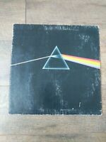 "1973 Pink Floyd The Dark Side Of The Moon Record 33 RPM 12"" SMAS-11163"