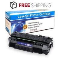 1PK Q7553A 53A Black Toner Cartridge For HP LaserJet M2727nf MFP P2015d P2015dn