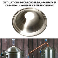 Distillation Lid for Robobrew Grainfather Digiboil - Homebrew Beer Moonshine New