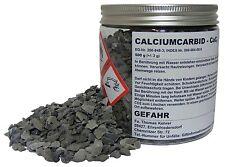 500 g Karbid 4-7mm Calciumcarbid für Acetylen Gasentwickler Schweißen Outdoor oä