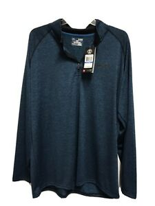 Under Armour Heat Gear 1/4 Zip Pullover Men's XL