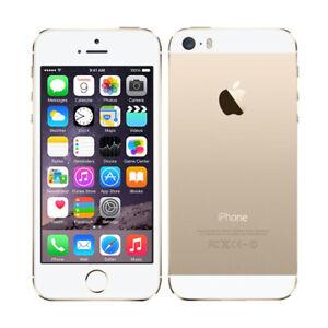 Original Apple iPhone 5S Mobile SmartPhone GSM Factory Unlocked 16GB/32GB/64GB