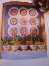 Quilt kit, Old Blue China, includes Book, Threads of Time,  and fabric. K-2