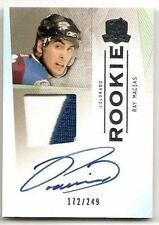 09/10 THE CUP AUTOGRAPH PATCH RC Ray Macias #172/249 3C