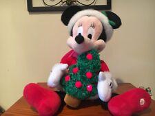 Minnie Mouse Musical Animated Stuffed Plush