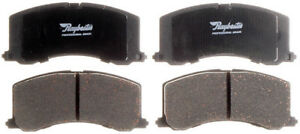 Disc Brake Pad Set-Element3 Ceramic Front Raybestos fits 1995 Suzuki Esteem