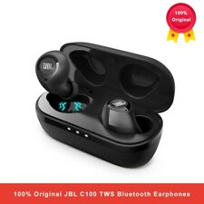 Wireless Bluetooth Earphones Stereo Earbuds Bass Sound Headsets Mic Accessories