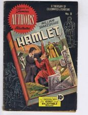 Stories by Famous Authors Illustrated #8 (G-) Hamlet Shakespeare 1950 (c#17576)