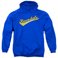 Archie Comics RIVERDALE HIGH SCHOOL Logo Licensed Sweatshirt Hoodie