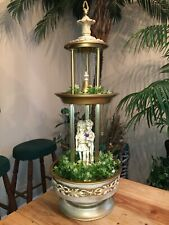 vintage oil rain lamp fountian from Steampunk Steele collection