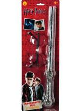 Licensed Harry Potter Wand and Glasses Accessory Kit Genuine Rubies - New