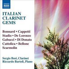 Italian Clarinet Gems, New Music