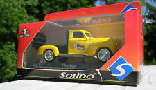 SOLIDO 1/43 METAL DODGE PLATEAU PUB SUNLIGHT   4430!!
