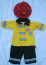 NWT OLD NAVY FIRE CHIEF COSTUME WITH HAT 3-6 MO HALLOWEEN FIREMAN FIREFIGHTER