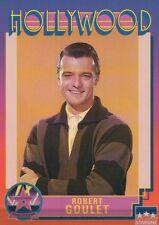 Robert Goulet Singer Camelot, Hollywood Walk of Fame Trading Card - NOT Postcard