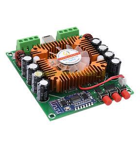 Bluetooth 5.0 TDA7850 Power Amplifier Audio 4x50W Class AB HiFi Stereo Amplifier