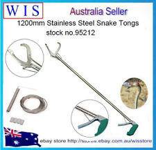 "1200mm(48"") S/S Snake Handle Tongs Snake Catch,Snake Catcher Stick-95212"