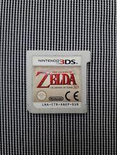 The Legend of Zelda Ocarina of Time 3D - EUR - Nintendo 3DS - Original