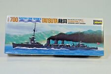 Aoshima 1/700 Tatsuta Japan Light Cruiser (nº93)