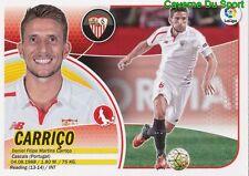 07 DANIEL CARRICO PORTUGAL SEVILLA.FC SPORTING.CP STICKER LIGA 2017 PANINI