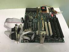 TMC PCI54IT Pentium Socket 7 Motherboard 4 PCI, 3 ISA, W/CPU, Memory, Video Card