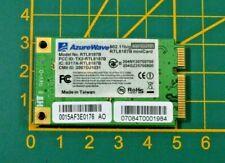 WIFI Realtek RTL8187B, Carte WiFi LAN sans Fil 802.11b/g AzureWave
