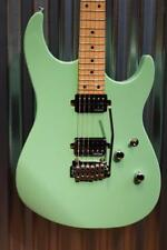 Vintage Guitars V6M24VG Vintura Green 24 Fret Guitar Blemish