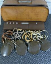 Vintage SLENDERTONE 1970's Total Body Muscle Body Toning Machine/Retro/Batteries