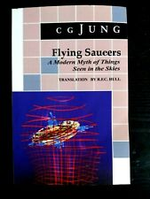 C.G. Jung - Flying Saucers : A Modern Myth of Things Seen in the Skies - Ufo