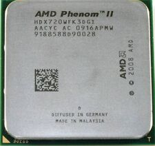AMD CPU Phenom II X3-720 2.8GHz Scket AM3 TDP 95W HDX720WFK3DGI
