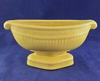 Vintage Ceramic Urn Shaped Pedestal Planter USA