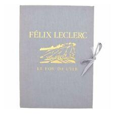 Leclerc (Félix) - Le Fou de l'île.