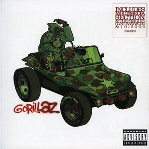 """Gorillaz 'Gorillaz' 2x12"""" Vinyl - NEW"""