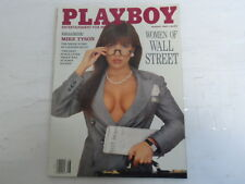 PLAYBOY AUGUST 1989 WOMEN OF WALL STREET GIANNA AMORE DIANA LEE (621)