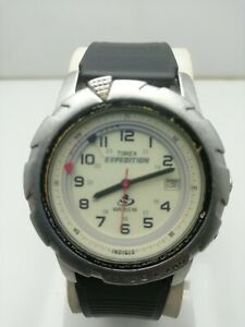 Vintage Timex Expedition WR 50M Light up man's Watch