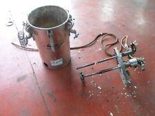Qms Devilbiss Stainless Steel Pressure Pot # 6