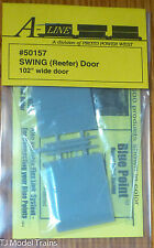 A-Line HO #50148 Plastic Part 28/' Trailer Floor 1:87th Scale