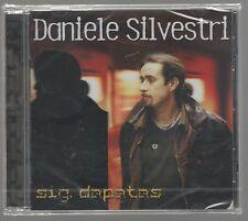 DANIELE SILVESTRI SIG. DAPATAS CD SIGILLATO!!