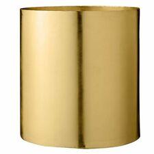 Bloomingville Blumentopf Metall Gold