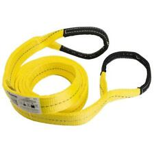 "Keeper Lifting Sling Flat Loop 2-Ply 2"" x 16' Tie Down Lift Strap Bungee Cord"