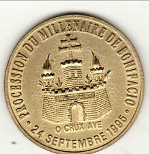 CORSE BONIFACIO PROCESSION DU MILLENAIRE 1995