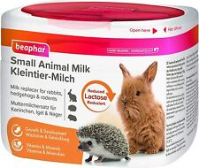 More details for beaphar small animal replacement hand rearing milk - rabbits hedgehogs rodents