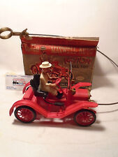 Vintage Revell Antique MAXWELL OPEN TOURING CAR Action Pull Toy in Original Box