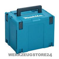 MAKITA Toolbox Gr 1 kompatible Transportbox mit Makpac Systainer Tanos Koffer
