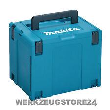Makita MAKPAC Systemkoffer Gr. 4 Werkzeugkoffer mit Festool Systainer Kompatibel