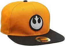 Star Wars Rebels Logo Resistance Alliance Baseball Cap Kappe Mütze Snapback