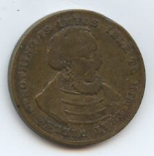 Exonumia Kossuth Medal (#8974) Nothing is Impossible. Rev. Eagle Birth Place