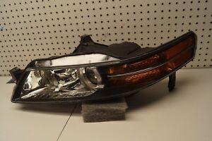 2007 2008 ACURA TL Left Driver Side Xenon Headlight Assembly OEM