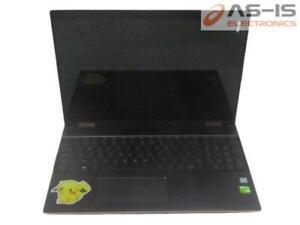 "*AS-IS* HP Spectre 15-ch075nr 15.6"" Core i7-8550U 4GB RAM 256GB SSD Laptop"